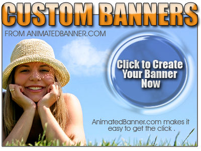 banner images for websites. We design anners and websites